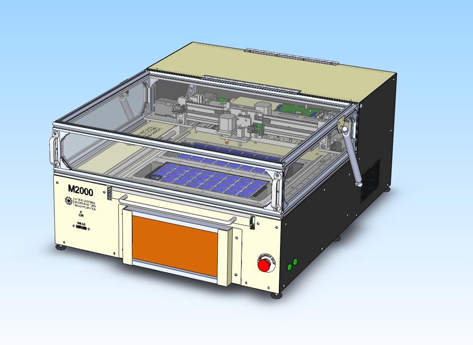 J2000-JEDEC-Tray-Tester