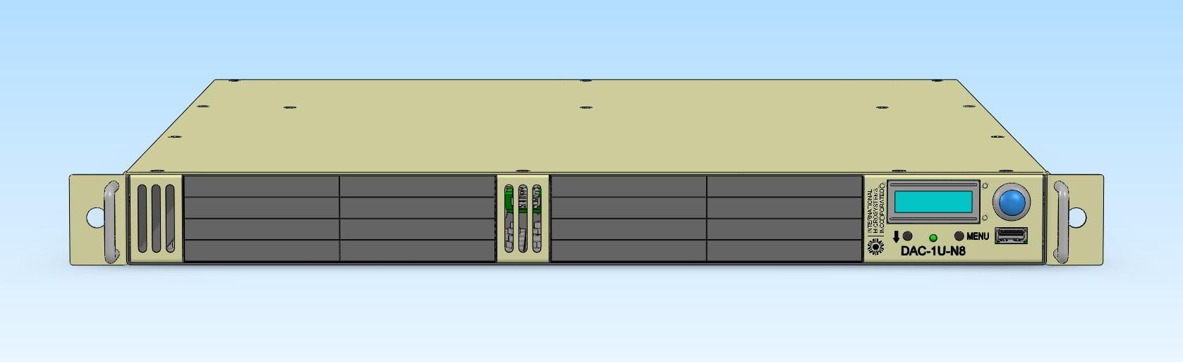 DAC 1U Server